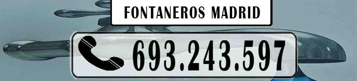 Fontanero Fuente el Saz de Jarama Urgentes